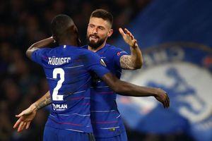 Chelsea vào vòng 1/8 Europa League sau chiến thắng 3-0 trước Malmo