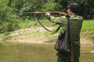 Bật loa giả tiếng gà rừng trong bụi cây, thợ săn bị bắn chết