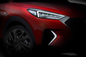 Hyundai Tucson sắp có thêm phiên bản thể thao N Line