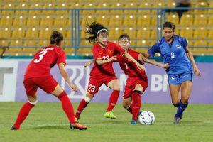 Tuyển bóng đá nữ Quốc gia hội quân