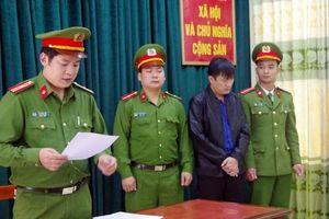 Bắt tạm giam Phó Giám đốc Ban Quản lý rừng đặc dụng Phong Quang