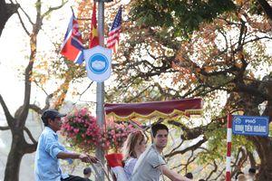 Hà Nội thanh bình chào đón Hội nghị thượng đỉnh Mỹ- Triều
