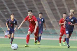HLV U22 Thái Lan: 'U22 Việt Nam giữ bóng tốt nhưng không chiến thắng'