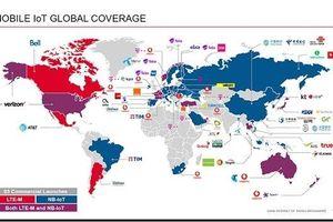 Viettel trở thành một trong 50 nhà mạng đầu tiên trên thế giới triển khai kết nối vạn vật