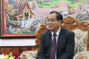 Nâng mối quan hệ đặc biệt Việt Nam - Lào lên tầm cao mới