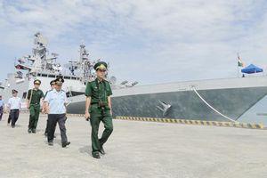 'Thương hiệu' mới của biên phòng cửa khẩu cảng Đà Nẵng
