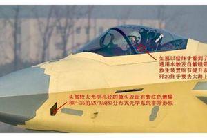 Báo Mỹ vạch trần tiêm kích J-20 sao chép công nghệ F-22