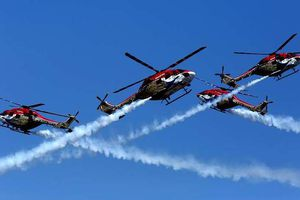 Ghé thăm Aero India - triển lãm hàng không lớn nhất châu Á