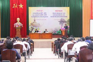 Triển khai kế hoạch năm học mới cho hơn 16.600 lưu học sinh Lào tại Việt Nam