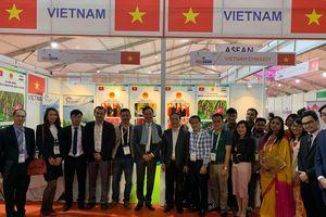 Quảng bá Thanh Long Việt Nam tại Hội chợ Asean - Ấn Độ lần thứ 4