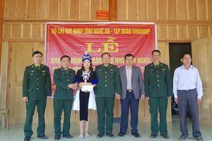 Nhiều hoạt động kỷ niệm 60 năm Ngày Truyền thống BĐBP tại Nghệ An