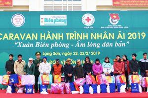 Đồng hành với quân và dân biên giới Lạng Sơn