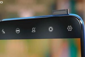 Vivo V15 có camera pop-up, trang bị chip Helio P70