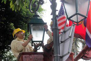'Thành phố vì hòa bình' tỉ mỉ chuẩn bị cho thượng đỉnh Mỹ - Triều