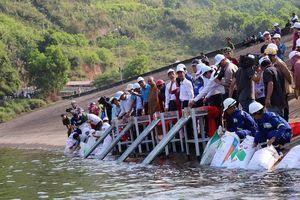 Độc đáo lễ hội cầu mưa của đồng bào Cor ở Quảng Nam