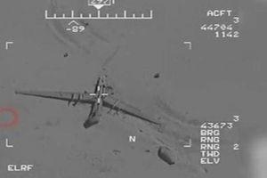 Iran chiếm quyền điều khiển thiết bị bay không người lái của Mỹ
