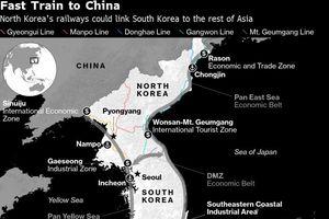 Hàn Quốc muốn mở đường sắt xuyên Á sau hội nghị thượng đỉnh Mỹ-Triều