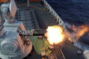 Mỹ - Anh phối hợp, Trung Quốc tập trận lớn trên biển Đông