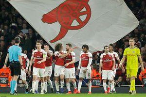 Arsenal ngược dòng thành công, Chelsea đại thắng tại Europa League!