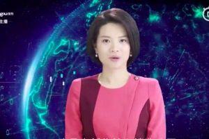 Trung Quốc giới thiệu nữ phát thanh viên AI đầu tiên trên thế giới
