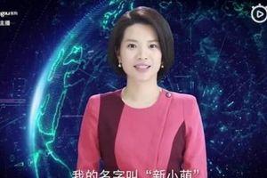 Nữ phát thanh viên xinh đẹp được tạo ra từ công nghệ trí tuệ nhân tạo