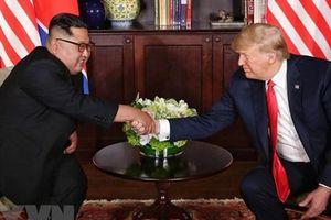 Con đường gập ghềnh trong quan hệ giữa Mỹ và Triều Tiên