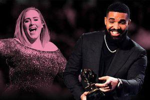 Có hay không màn kết hợp không tưởng giữa Adele và Drake?
