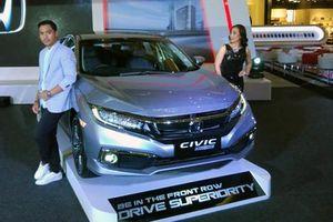 Honda Civic 2019 nhập từ Thái Lan giá 35.700 USD, chờ ngày về Việt Nam