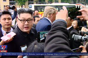 Xuất hiện bản sao Tổng thống Mỹ và nhà lãnh đạo Triều Tiên tại Hà Nội