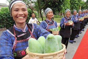 Quảng Tây (Trung Quốc) đẩy mạnh xây dựng thương hiệu nông sản