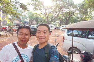 Một ngày ở Angkor Wat. Kỳ 2: Sau những phồn hoa