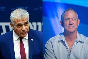 Hai ứng viên trung dung sẽ chia sẻ vị trí Thủ tướng Israel nếu thắng cử