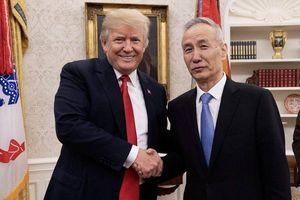 Tổng thống Mỹ Trump tiếp Phó Thủ tướng Trung Quốc Lưu Hạc