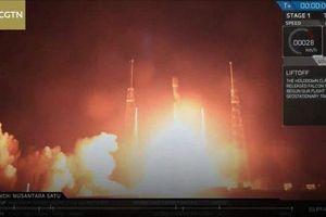 Israel lần đầu tiên phóng tàu vũ trụ lên Mặt Trăng