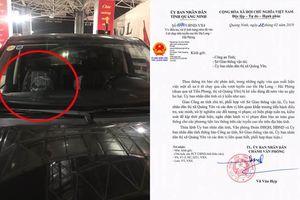 Quảng Ninh chỉ đạo điều tra, xử lý kẻ ném đá ô tô chạy trên cao tốc Hạ Long – Hải Phòng
