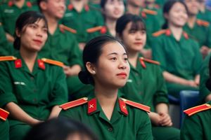 Học viện Khoa học quân sự công bố chỉ tiêu tuyển sinh 2019