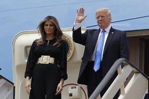 Mỹ tiêu tốn bao nhiêu cho mỗi chuyến công du của ông Trump