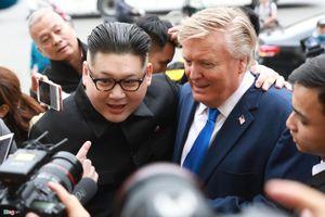 'Kim Jong Un giả' tại Hà Nội là ai?