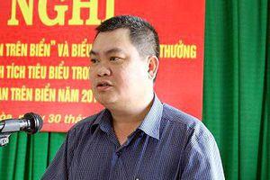 Phó chủ tịch UBND TP Tuy Hòa bị kỷ luật