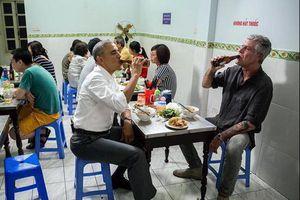 Các tổng thống Mỹ từng dùng bữa tại những nhà hàng nào ở Việt Nam?