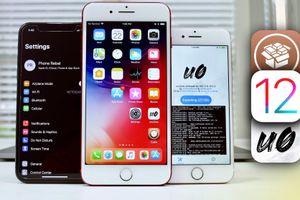 iOS 12 đã bị jailbreak, bạn có thể tải về ngay cho iPhone, iPad