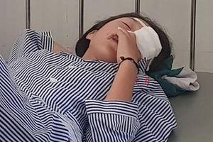 Giám đốc sở nói về vụ nổ bình thí nghiệm khiến nữ sinh rách giác mạc
