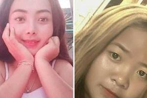 Hai chị em xinh đẹp 'mất tích': Gọi về khóc nhiều