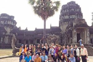 Campuchia chú trọng phát triển hợp tác du lịch với Việt Nam