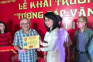 Nghệ sĩ kể chuyện về nữ Phó Chủ tịch UBND TP HCM Nguyễn Thị Thu