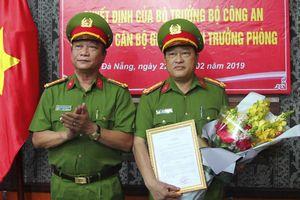 Bổ nhiệm Đại tá Võ Văn Lanh làm Trưởng phòng Cảnh sát Kinh tế