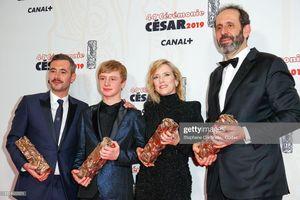 Giải thưởng điện ảnh César 2019'Custody', phim về bạo lực gia đình, giành giải Phim hay nhất