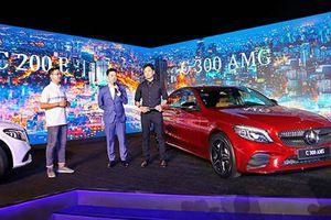 Ngô Kiến Huy tậu Mercedes-Benz C200 Exclusive giá 1,7 tỷ đồng