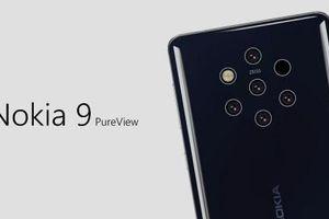 Ảnh render chính thức của Nokia 9 PureView lộ diện
