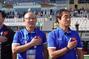 Trợ lý thầy Park dẫn dắt tuyển U.22 Việt Nam tham dự SEA Games cuối năm